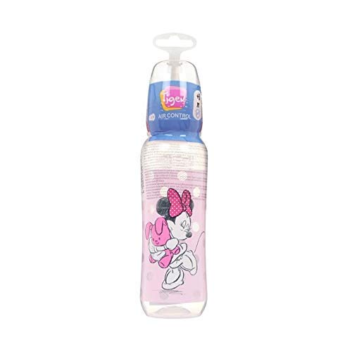Tigex Biberon Col Étroit 330 ml Minnie de Tigex