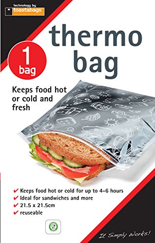 Toastabags 799.415uk Sac thermique de Toastabags