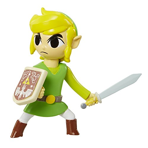 Nintendo Mini Figurine (6 cm) W3 - Link de Together