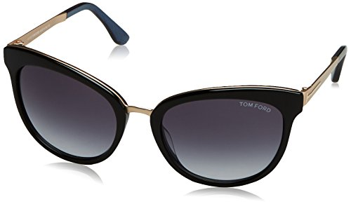 Tom Ford Sonnenbrille FT0445_PANT_52B (56 mm) Marrón, 56