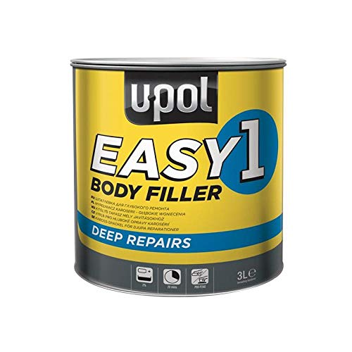 UPol Easy/7 Easy One Super Easy Poncage léger 3,5 l Gris étain de UPol