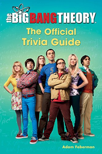 The Big Bang Theory: The Official Trivia Guide de Atria Books