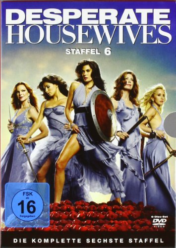 Desperate Housewives - 6. Staffel [Import anglais] de Touchstone