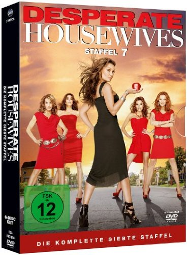Desperate Housewives - 7. Staffel [Import anglais] de Touchstone