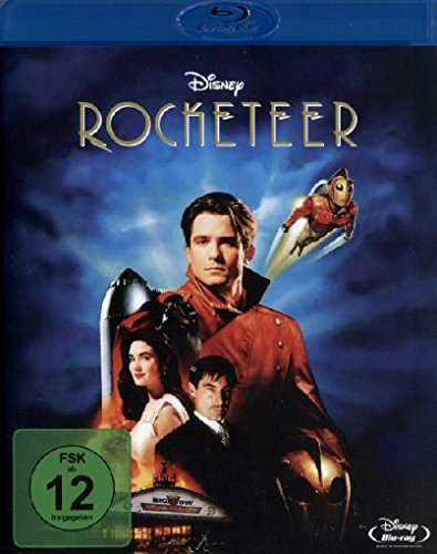 Rocketeer [Blu-ray] [Import allemand] de Touchstone