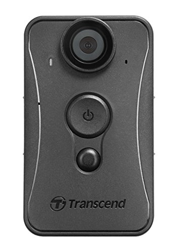 Transcend DrivePro Body 20 Caméra d'Action Full HD WiFi 1 920 x 1 080 Px, H.264, MOV, Mémoire Interne, Batterie Lithium Polymère 88 g de Transcend