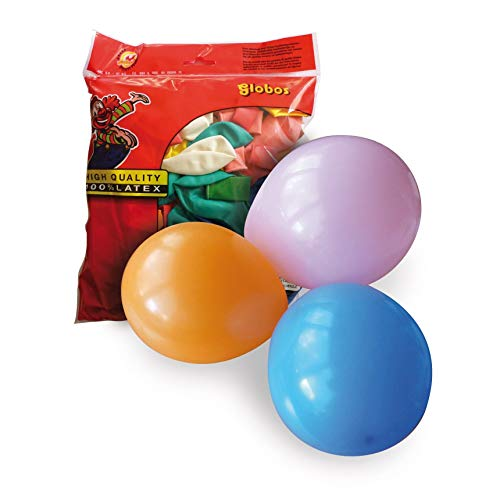 "Tri-products-100 x assorted 10"" Balloons de Tri"