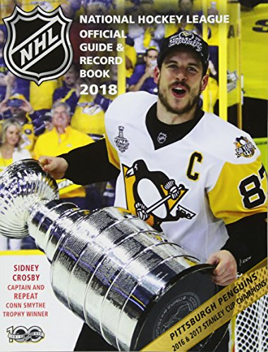 The National Hockey League Official Guide & Record Book 2018 de Triumph Books (IL)
