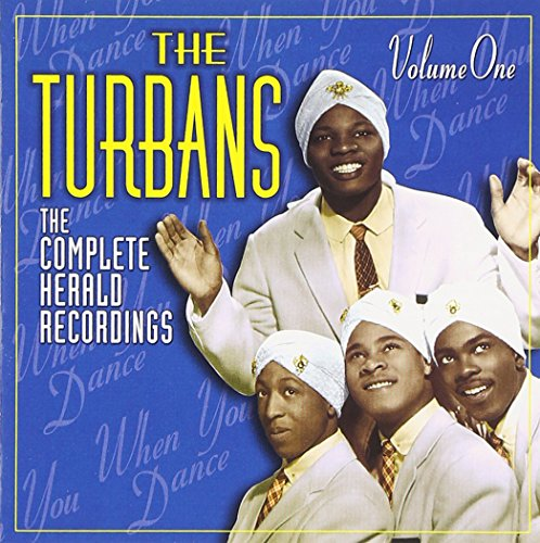Complete Herald Recordings [Import USA] de Turbans