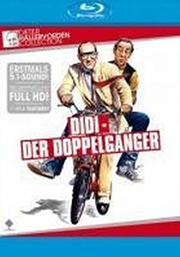 Didi-der Doppelgänger (Blu-Ray) [Import allemand] de Turbine Medien (Rough Trade)