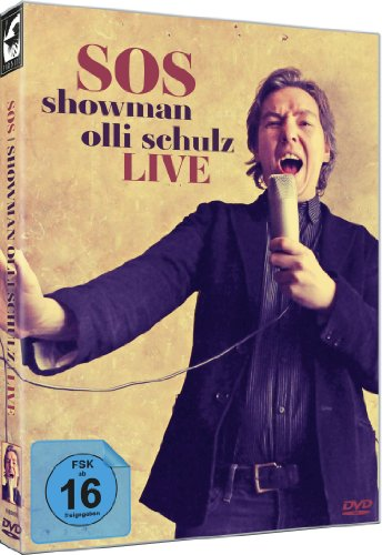 Sos-Showman Olli Schulz Live [Import allemand] de Turbine Medien (Rough Trade)