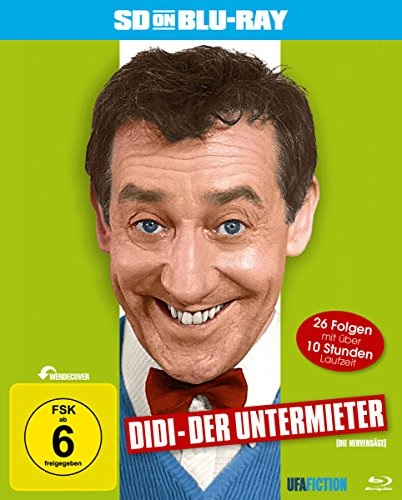Der Untermieter-Komplette Serie (Sd on Blu-Ray) [Import anglais] de Turbine Medien (rough trade)