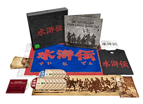 Die Rebellen Vom Liang Shan Po-Deluxe Box [Blu-ray] [Import allemand] de Turbine Medien (rough trade)