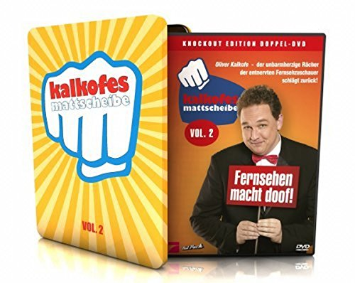 Kalkofes Mattscheibe Vol.2 (Limited) [Import anglais] de Turbine Medien (rough trade)