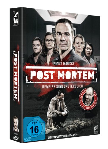 Mark Benecke Prsentiert: Post Mortem [Import anglais] de Turbine Medien (rough trade)