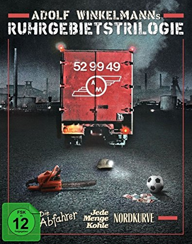 Ruhrgebietstrilogie Limited Deluxe Box (Blu-Ray) de Turbine Medien (rough trade)