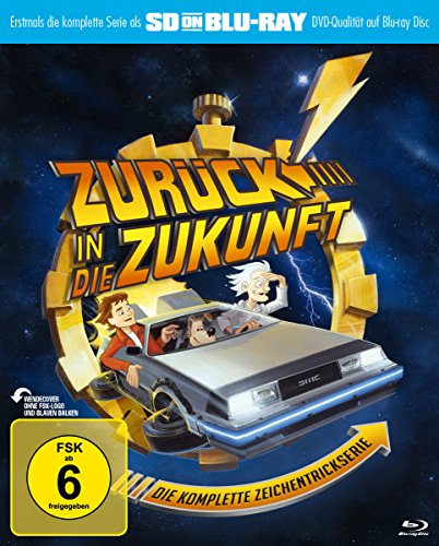 Zurck in die Zukunft (Sd on Blu-Ray) [Import anglais] de Turbine Medien (rough trade)