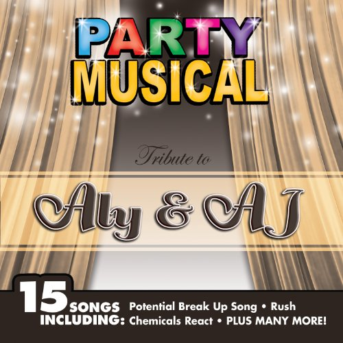 Party Musical: Tribute to Aly & Ag [Import anglais] de Turn Up the Music