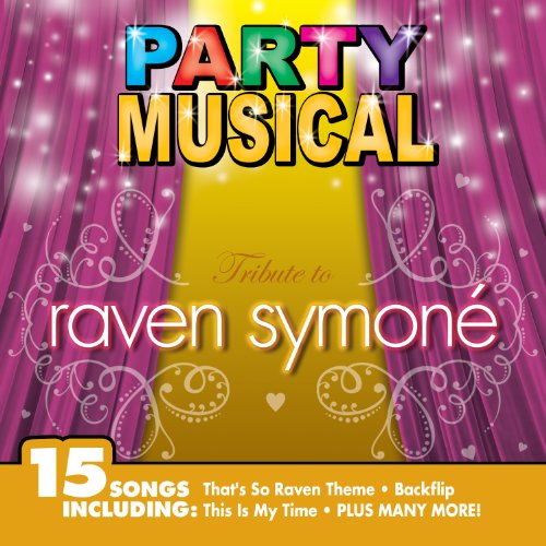 Party Musical: Tribute to Raven Symone [Import anglais] de Turn Up the Music