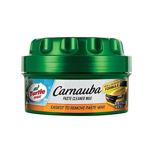 Turtle Wax 1830914 53045 Carnauba Cleaner Wax 372gr de Turtle Wax