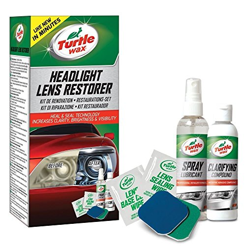 Turtle Wax 1830810 FG6690 Headlight Restorer Kit de Turtle Wax