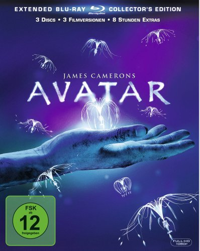 BD * Avatar [Blu-ray] [Import anglais] de 20th Century Fox