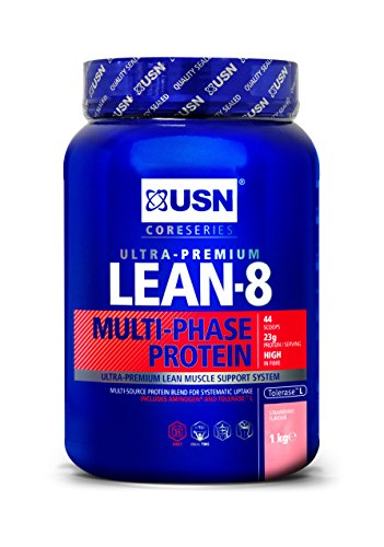 USN Lean 8 Strawberry 1 kg de USN