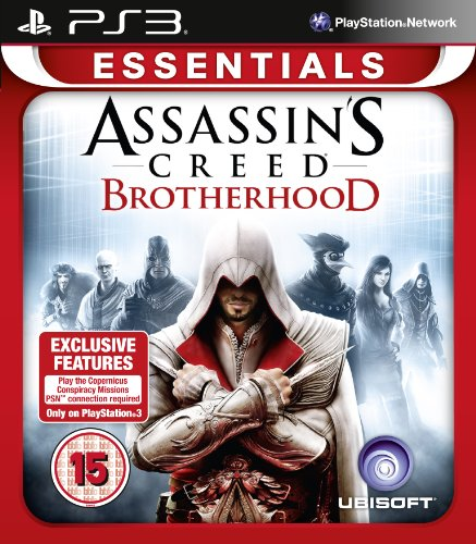 Assassin's Creed : Brotherhood - essentials [import anglais] de Ubisoft