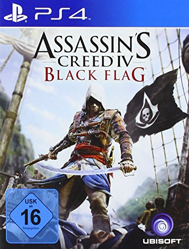 Assassin's Creed IV : Black Flag [import allemand] de Ubisoft