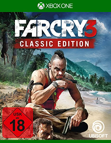 Far Cry 3 Classic Edition Xbox One [Import allemand] de Ubisoft