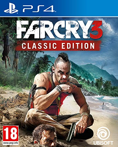 Far Cry 3 Classics Edition PS4 Game de Ubisoft