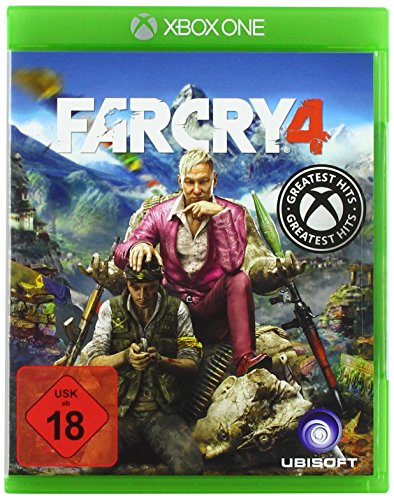 Far Cry 4 Greatest Hits Edition [Import allemand] de Ubisoft
