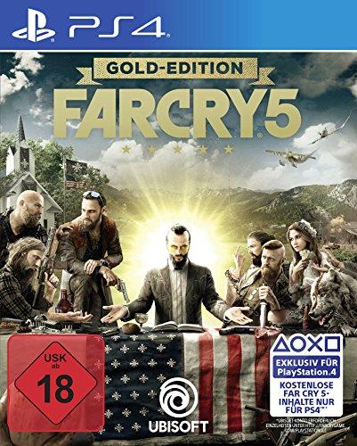Far Cry 5 - Gold Edition [Import allemand] de Ubisoft