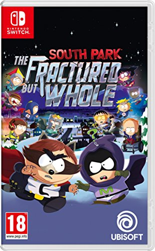 South Park The Fractured But Whole Nintendo Switch Game de Ubisoft
