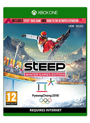 Steep: Winter Games Edition (Includes Road to the Olympics Expansion) de Ubisoft