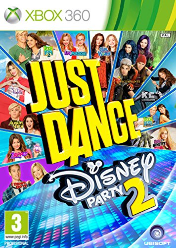 Ubisoft Sw X360 77846 Just Dance Disney Party 2