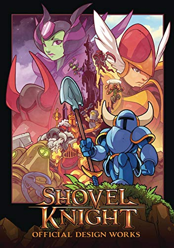 Shovel Knight: Official Design Works de Udon Entertainment