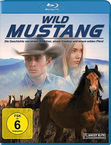 Wild Mustang-Blu-Ray Disc [Import allemand]