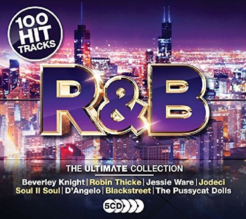 Ultimate R&B [Import allemand] de Ultimate Collection