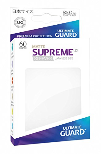 Ultimate Guard Supreme UX manches – japonais Taille de Ultimate Guard
