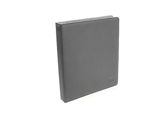 Ultimate Guard 3 anneaux xenoskin slim suprême Album Collector (Gris) de Ultimate Guard