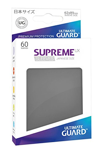 Ultimate Guard Ugd010569 UX Supreme japonais Taille manches carte Coque de Ultimate Guard