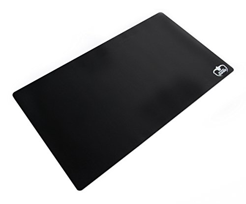 Ultimate Guard UGD010193–Tapis de Jeu Monochrome, 61 x 35 cm (Noir) de Ultimate Guard