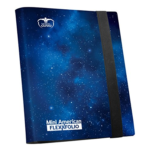 9 pochettes Mystic Space, FlexXfolio Ultimate Guard Mini American (multicolore) de Ultimate Guard