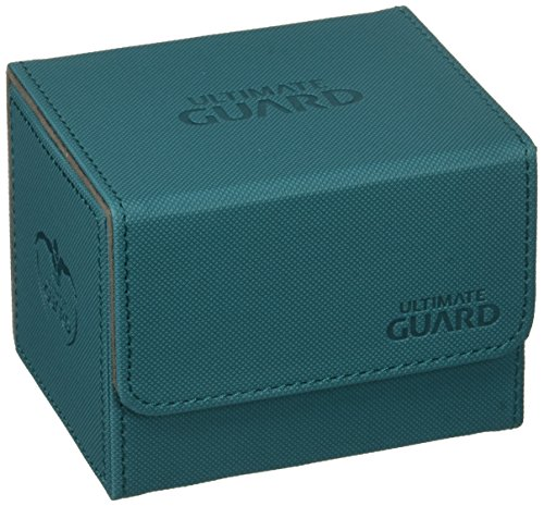 Ultimate Guard Ugd010758 Sidewinder 100 + Taille standard Xenoskin Bleu pétrole de Ultimate Guard