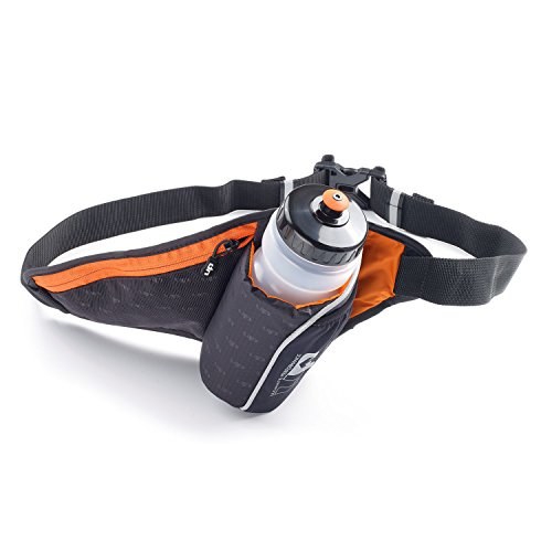 Ultimate Performance Performance ultime Ribble II d'hydratation Sac banane Taille unique noir/orange de Ultimate Performance