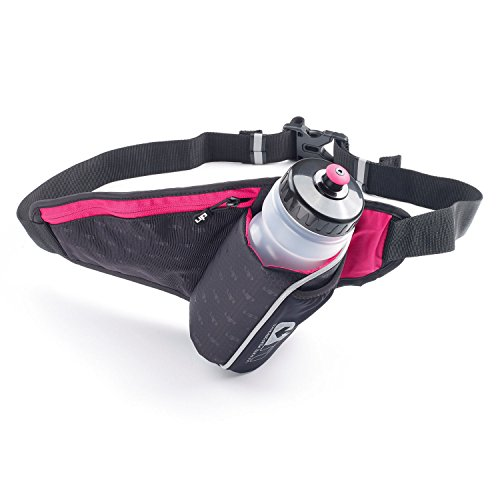 Performance Ultime Ribble II d'hydratation Sac Banane Taille Unique Noir/Rose de Ultimate Performance