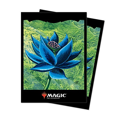 UP - Standard Sleeves - MTG Black Lotus (80 Bustine Protettive) de Ultra Pro