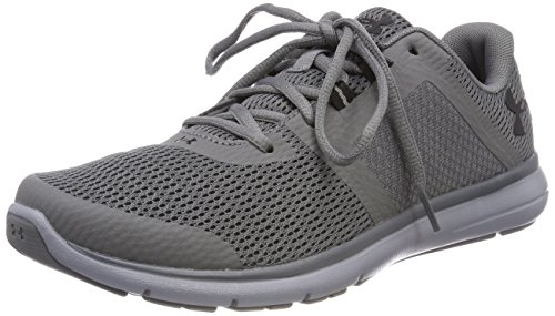 lowest price a94b2 8a953 Under Armour UA Fuse FST, Chaussures de Running Compétition Homme, Gris  (Graphite)