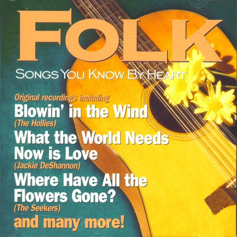 Songs You Know By Heart: Folk [Import USA] de Unison Records